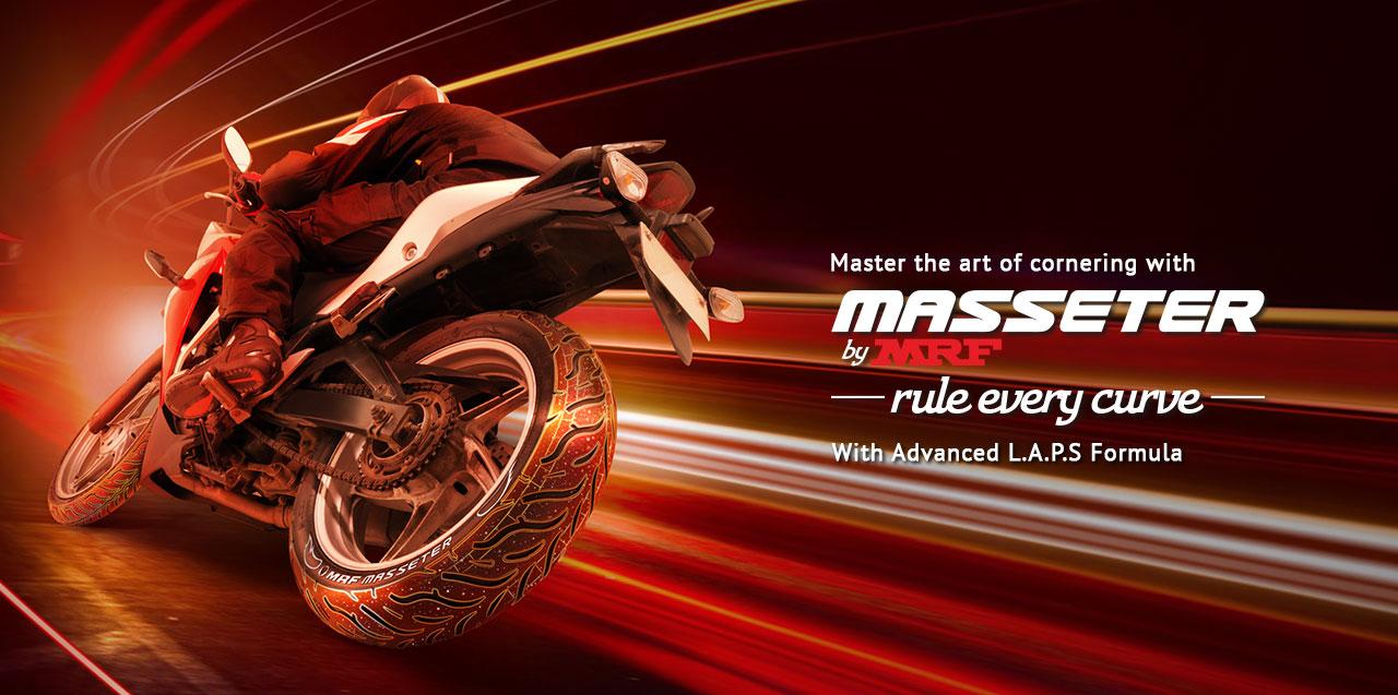MRF Masseter